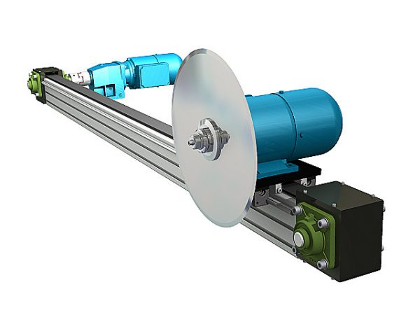 3d cad models sale - Disc Cutter CAD STP