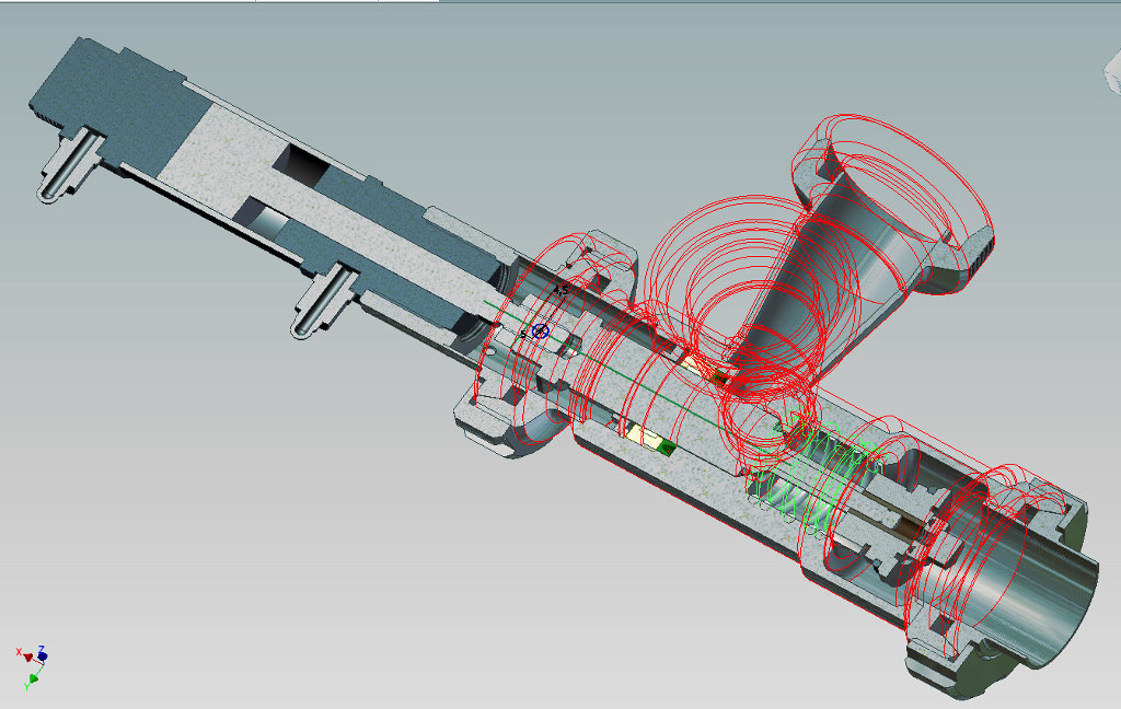 dosing valve 3D cad files