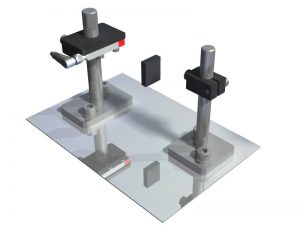 Sensor mounting - 3D CAD Models - 2D CAD technical drawings