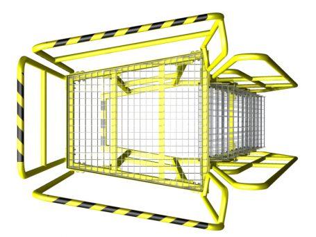 Service Platfrom 3D CAD design download