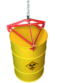 CAD files- 3D CAD design barrel grasper