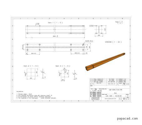Gantry crane plans pdf
