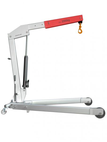hydraulic crane design
