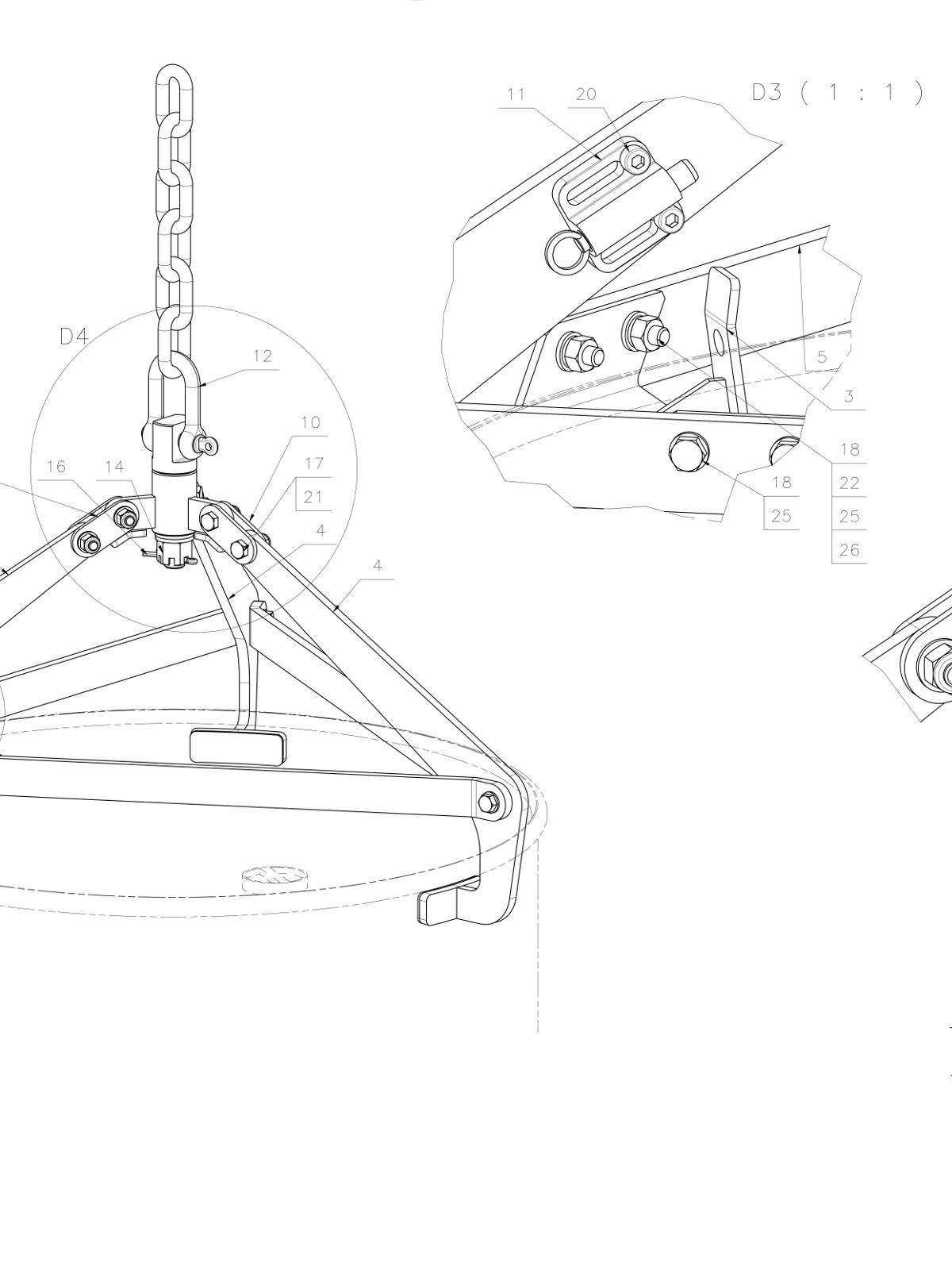 Volume Doser 1 5[dm3] (INOX) - Semi-automatic - 3D Inventor Project