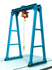 Gantry Crane Design - diy gantry crane
