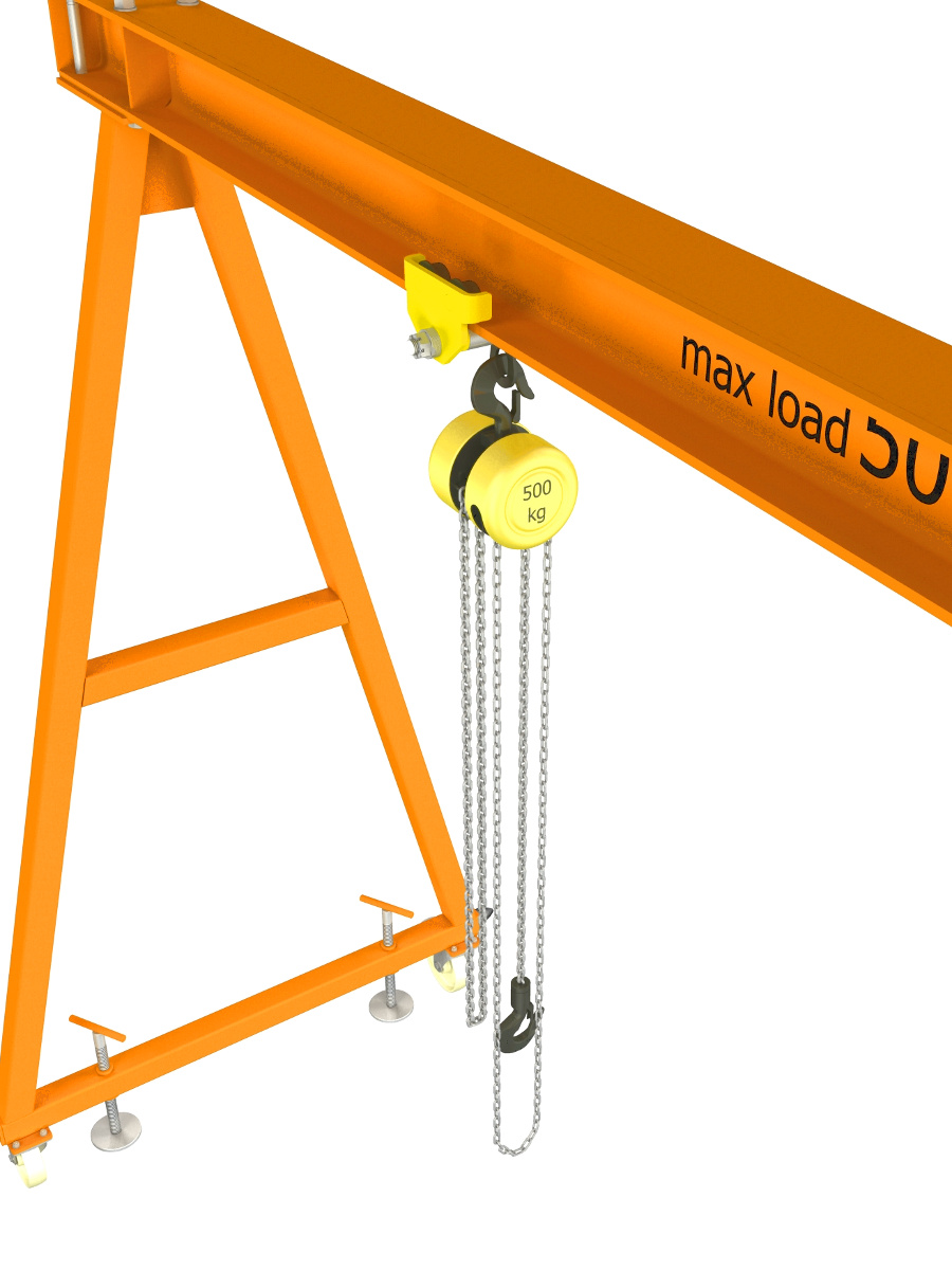 gantry crane plans - photo #10