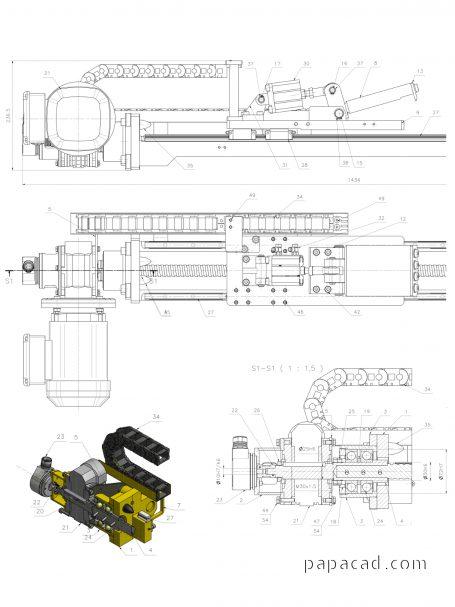download engineering drawings CAD 2D DWG