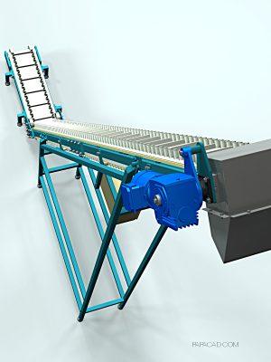 Conveyor belt design project