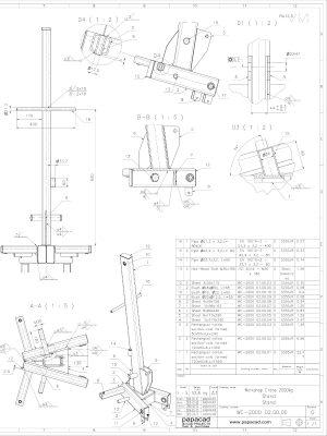 DIY Workshop Crane hydraulic crane project pdf