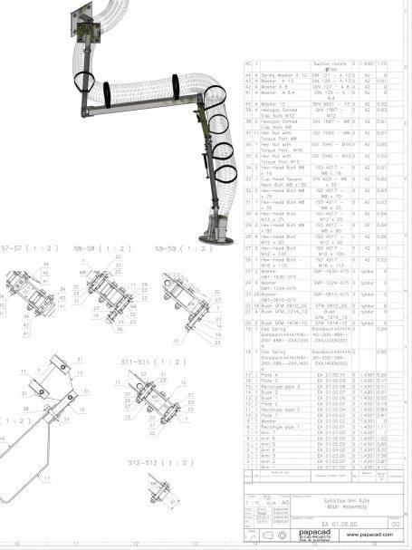 CAD Designs and CAD models