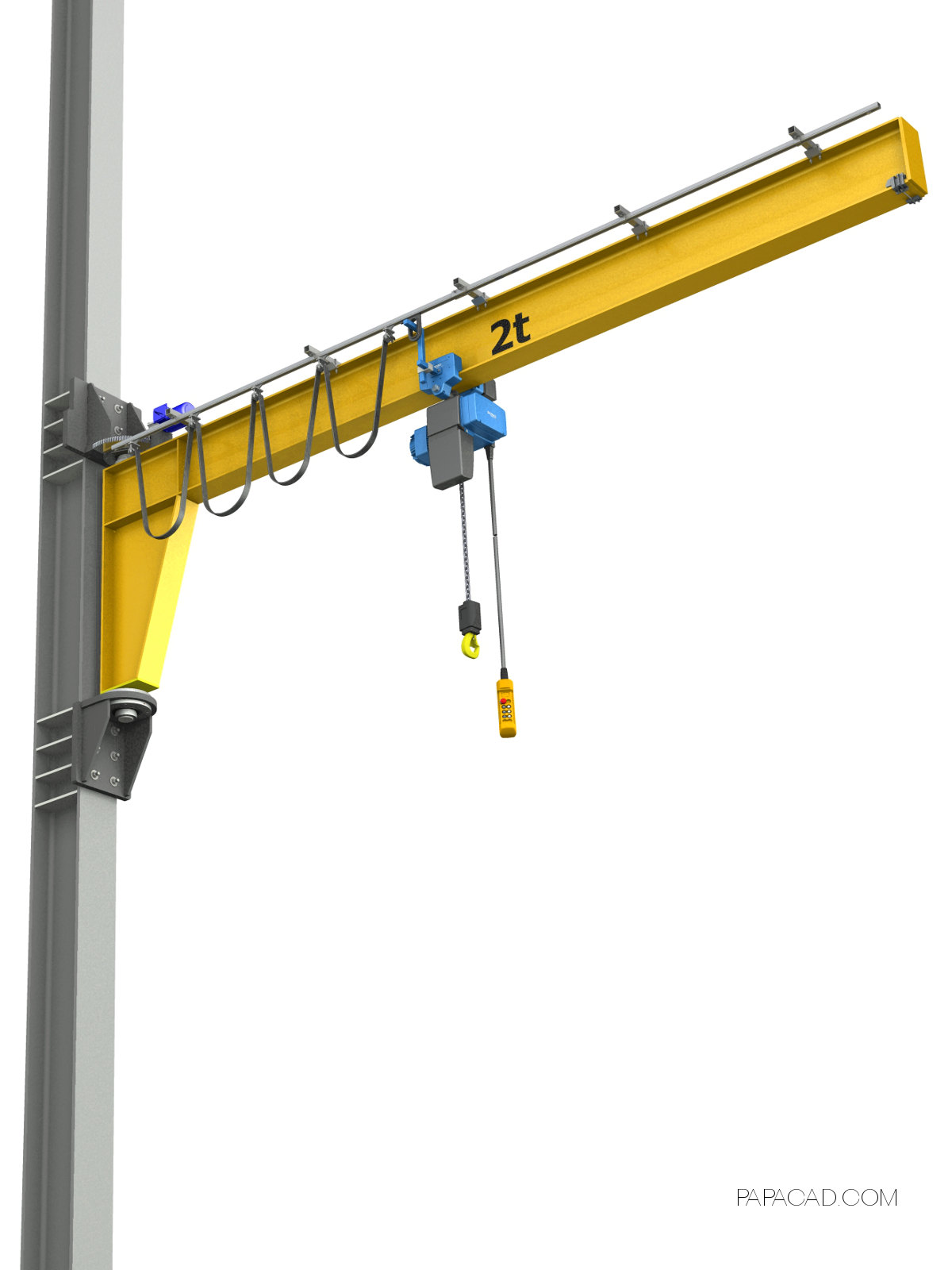 Jib Crane Testing : Jib crane training manual fortis construction a