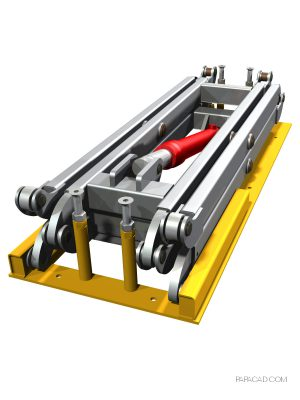 scissor lift mechanism design