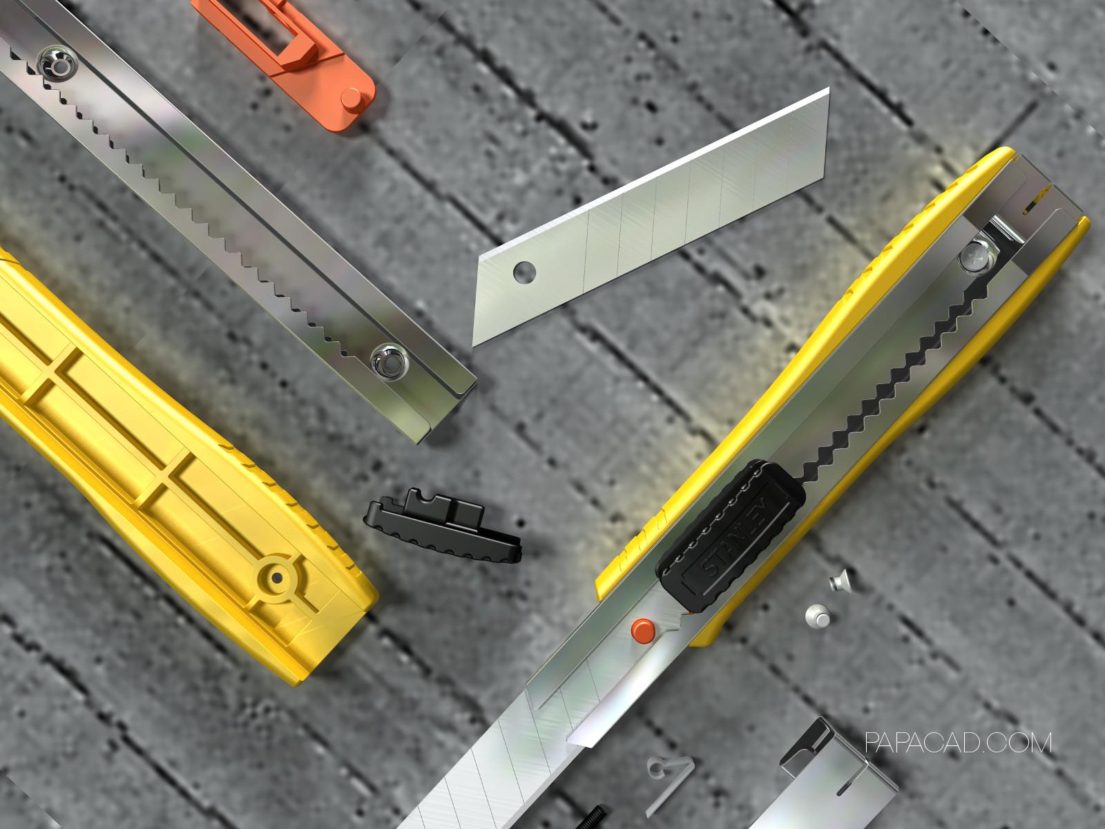 3D CAD models free - papacad.com