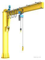 Single girder overhead crane - 3D and 2D CAD design | papacad com