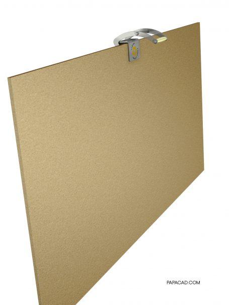 3D drawing Gripper Panel carrier