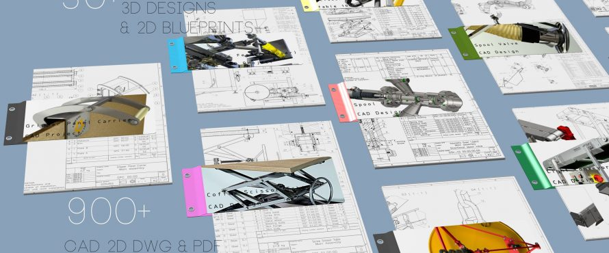 CAD designs CAD drawings