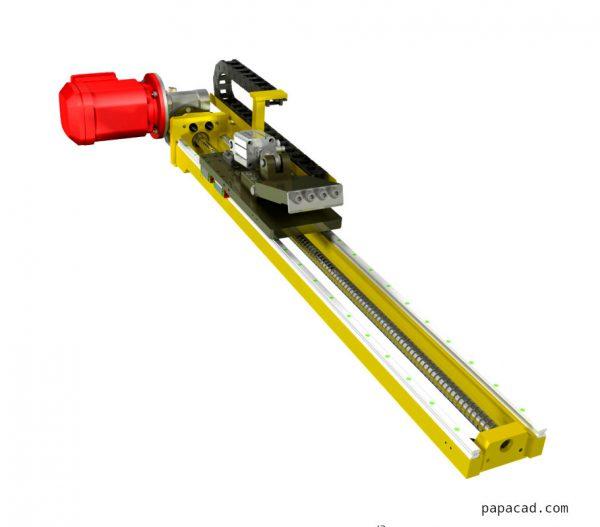 ball screw mechanism pdf