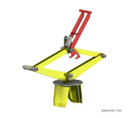 DIY lifting clamp for pipe papacad.com