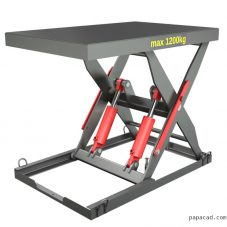 Drawings Hydraulic scissor table lifter