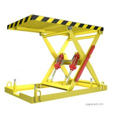 Hydraulic Table scissor Lifter DIY