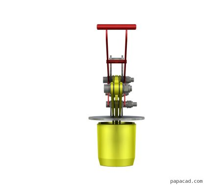 Pipe lifting device design