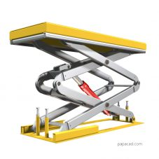 Scissor Table Lift design
