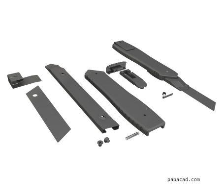 knife 3D step