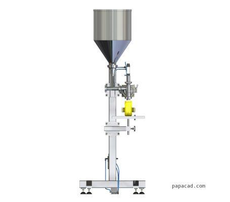 pneumatic feeder design