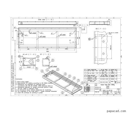 Scissor lifter pdf plans