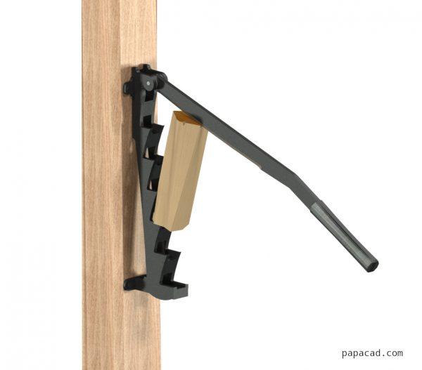 Softwood Kindling Splitter design
