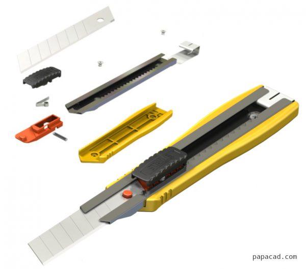 Download free CAD models 3D