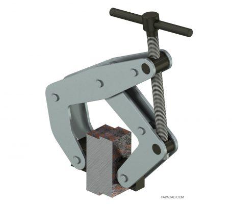 Kant Twist Clamp design