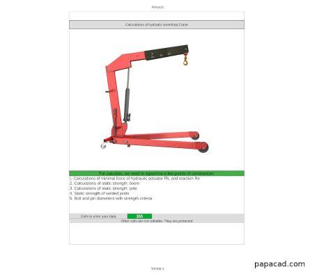 Foldable crane calculations xls-from-papacad.com_