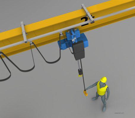 Jib crane design drawings dwg pdf download